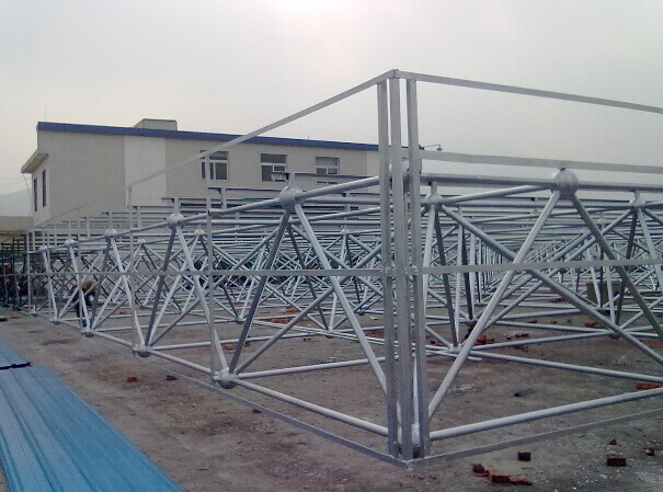 钢结构网架--四川新宇空间钢结构工程有限公司